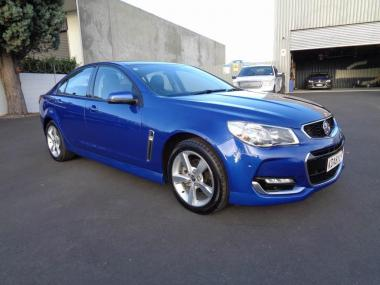 2016 HOLDEN Commodore SV6 VF2