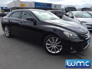 2009 Toyota Mark-X 350 S-Package