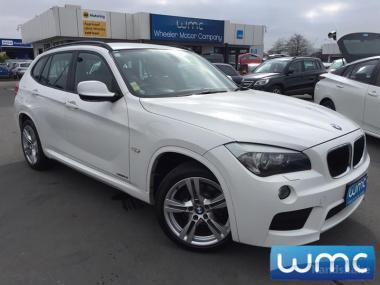 2011 BMW X1 S Drive 118i M-Sport