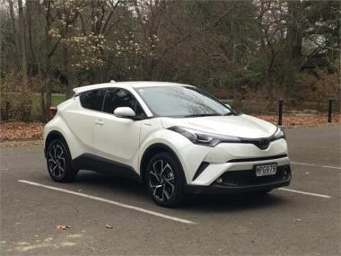 2019 Toyota C-HR LIMITED 1.2PT/4WD