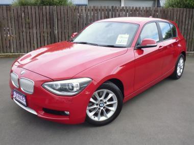 2014 BMW 116i Style