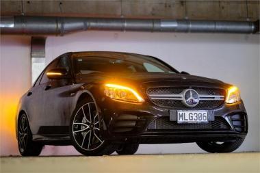 2019 MercedesBenz C 43 AMG