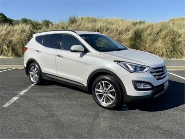 2015 Hyundai Santa Fe Dm 2.2D Elite