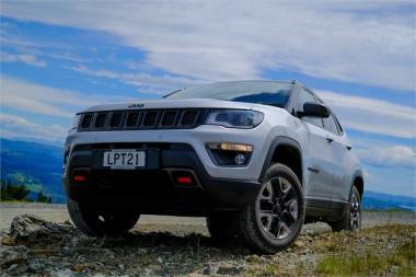 2018 Jeep Compass TRAILHAWK 2.4L 4WD