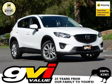 2013 Mazda CX-5 Limited * NZ Maps! Leather! * No D
