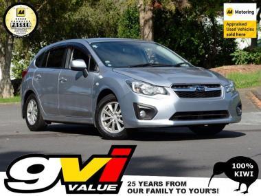 2012 Subaru Impreza Sport * 38kms / NShape * No De