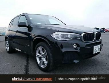 2013 BMW X5 X Drive 35D Motorsport New Shape