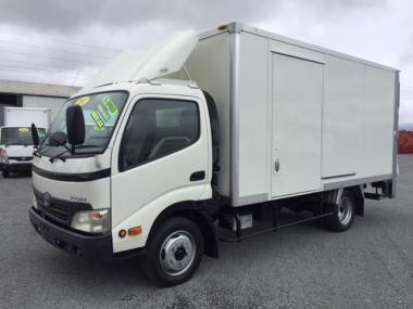 2011 TOYOTA TOYOACE Box Body + Tail-lift