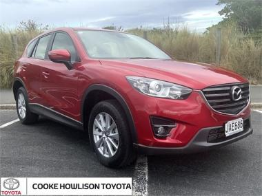 2015 Mazda CX-5 GSX DSL 2.2D/4WD/6AT