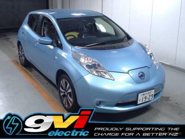 2016 Nissan Leaf 30g 30kwh Includes Nz Cable On Handshake