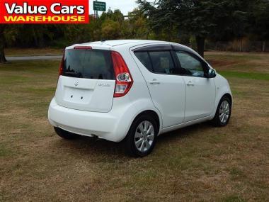 2008 Suzuki SPLASH