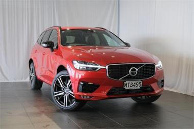 2020 Volvo XC60 T6 AWD R-DESIGN 2.0L Petrol