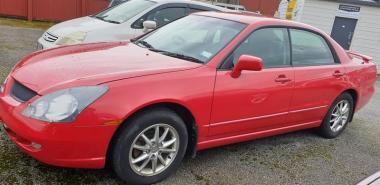 2004 Mitsubishi DIAMANTE 3.5P VR SEDAN A