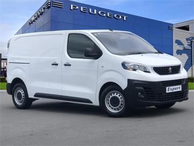 2021 Peugeot Expert Medium Wheel Base