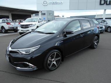 2017 Toyota Corolla Hybrid 1.8ph/cvt