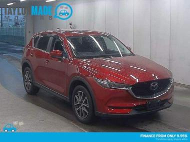 2017 Mazda CX-5 XD PROACTIVE