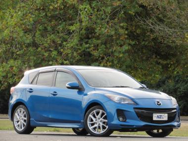 2012 Mazda AXELA 20S SkyActive