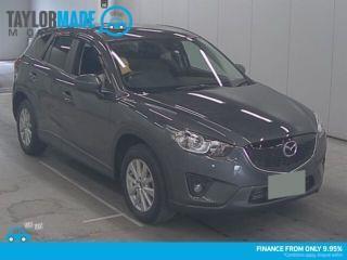 2014 Mazda CX-5 4WD XD