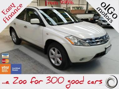 2005 Nissan Murano 350 XV 4WD *Low KMs*