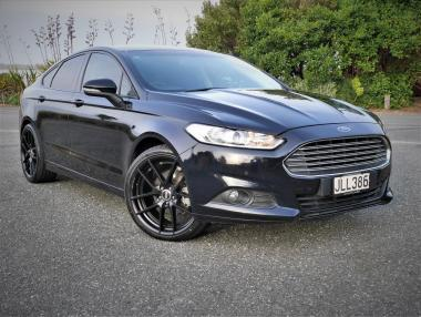 2015 FORD MONDEO Ambiente 2.0p Ecoboost Hatch - NZ