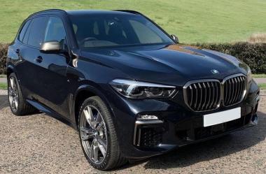2020 BMW X5 M 50d Quad-Turbo Diesel Latest