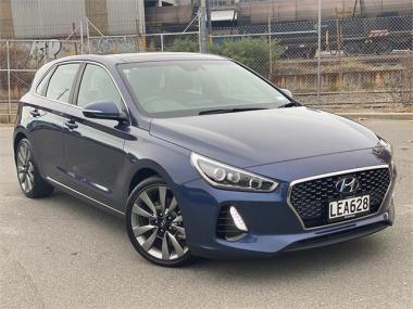 2018 Hyundai i30 1.6 Limited Turbo