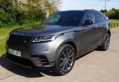 2018 LandRover Range Rover Velar D180 R Dynamic SE