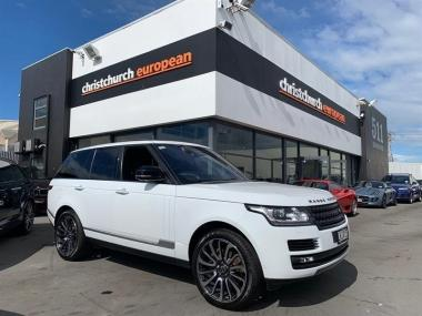 2015 LandRover Range Rover Vogue SE 4.4 SDV8 High-