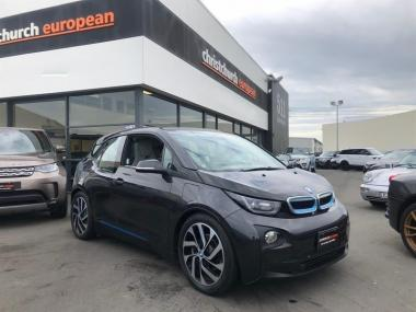 2014 BMW i3 Range Extender Semi-Electric