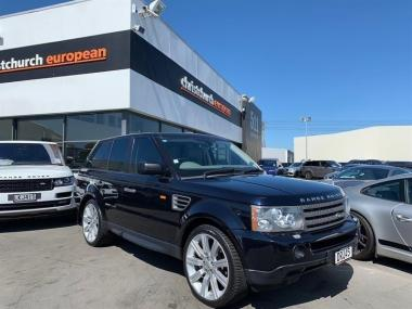 2006 LandRover Range Rover Sport 4.4 HSE Sports