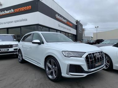 2020 Audi SQ7 4.0 V8 TDI 320KW Facelift 7 Seater *
