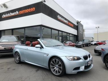 2008 BMW M3 4.0 V8 6 Speed Manual Hardtop Converti
