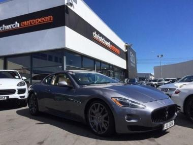 2012 Maserati GranTurismo S 4.7 V8 MC-Shift Coupe