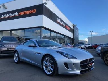2015 Jaguar F-Type S Supercharged Coupe