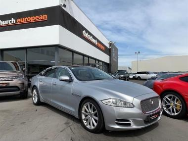 2011 Jaguar XJ L Long Wheel Base V8