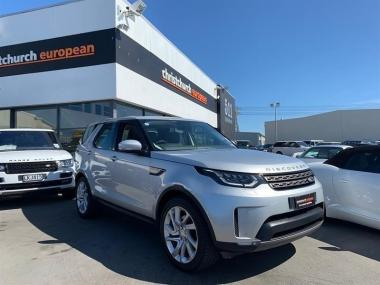 2017 LandRover Discovery 5 3.0 Td6 SE 7 Seater