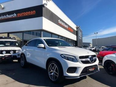 2016 MercedesBenz GLE350d AMG Line Coupe 4WD 9 Spd