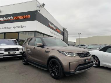2017 LandRover Discovery 5 3.0 Td6 HSE 7 Seater