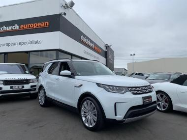 2017 LandRover Discovery 5 V6 SC HSE Luxury 7 Seat