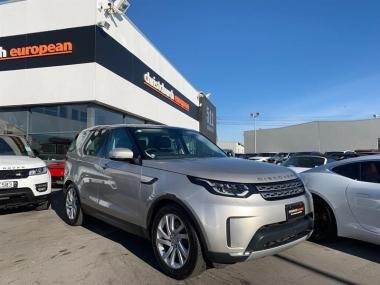 2018 LandRover Discovery 5 HSE V6 Supercharged