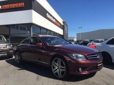 2007 MercedesBenz CL 550 CL550 New Shape 5.5 V8 Co