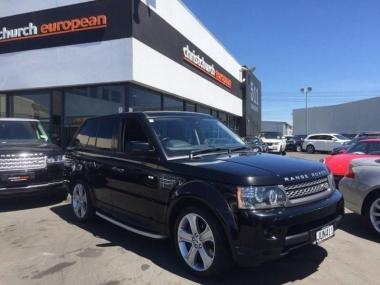 2010 LandRover Range Rover Sport 5.0 Supercharged