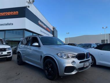 2015 BMW X5 30d X-Drive Motorsport Black Package