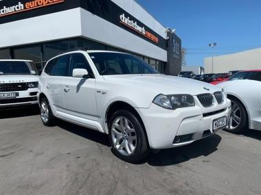 2006 BMW X3 2.5I Motorsport 4WD