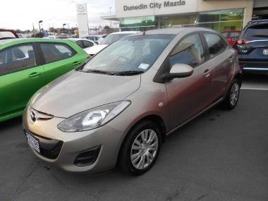 2010 Mazda 2 CLASSIC 1.5 auto hatch