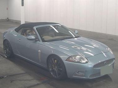2007 Jaguar XKR 4.2 V8 Supercharged Convertible