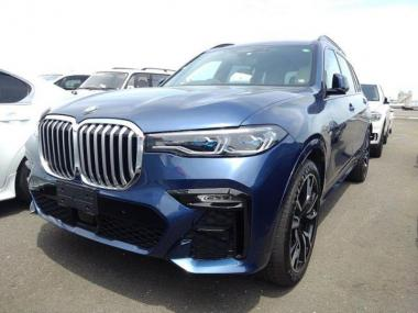 2019 BMW X7 XDrive 35d M Sport 6 Seater Luxury