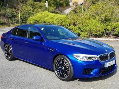 2018 BMW M5 SE