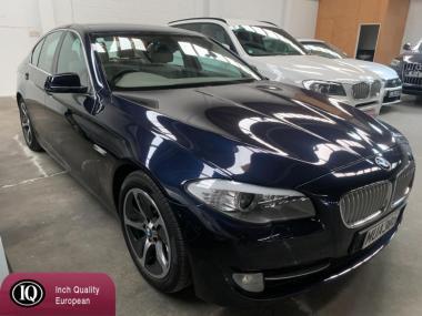 2012 BMW 535i Active Hybrid 5