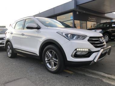 2016 Hyundai Santa Fe DM 2.4P AWD